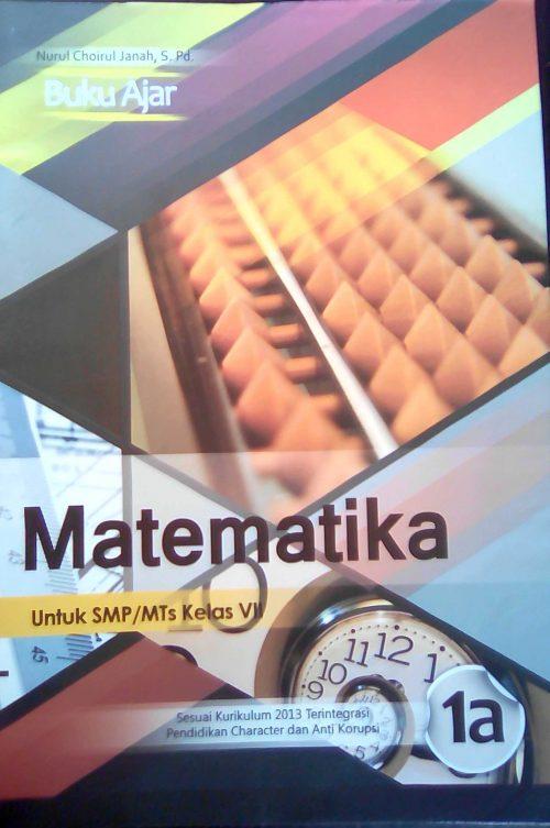 Buku LKS SMP/MTs smt 1 MTK 8