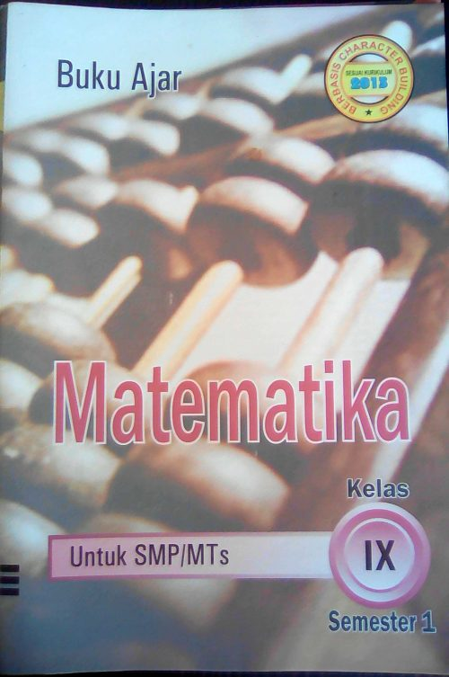 LKS Matematika untuk SMP/MTs Kelas 9 smt 1
